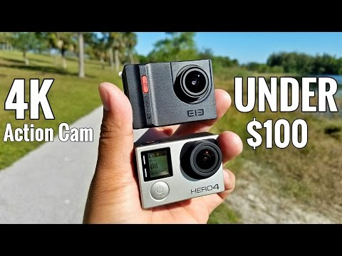 The 4K Action Camera For Less Than $100!