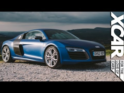 Audi R8 V10 Plus: Can The Best Get Better? – XCAR