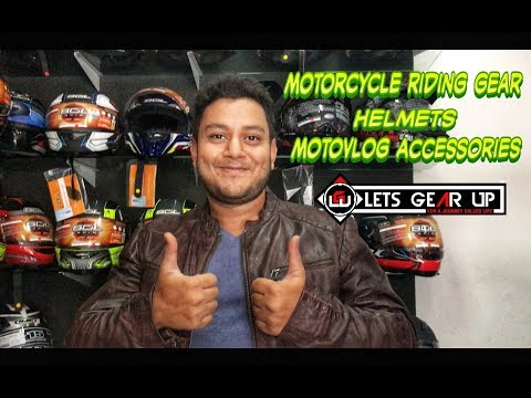 All-in-One Motorcycle Riding Gear & Motovlog Store | Bangalore Motovlog