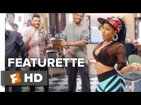 Barbershop: The Next Cut Featurette - Community (2016) - Ice Cube, Common Movie HD