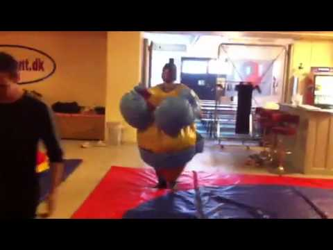 Sumo Boxing Fail