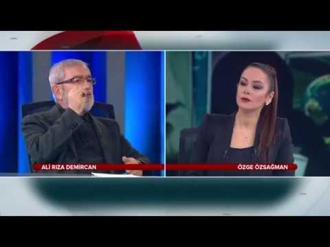 ALİ RIZA DEMİRCAN - A HABER - 21 ŞUBAT 2014