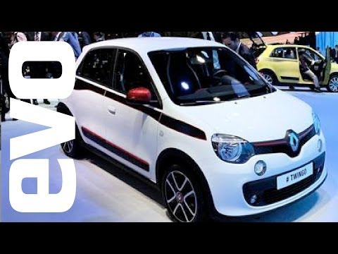Shows - We take a look at the new Renault Twingo at the 2014 Geneva Motorshow. For more Geneva show news, click here: http://bit.ly/1idS0Tr Subscribe to evo TV for m...