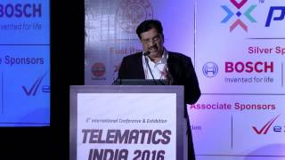 Shri P. S. Ananda Rao, Executive Director, ASRTU - Telematics India 2016