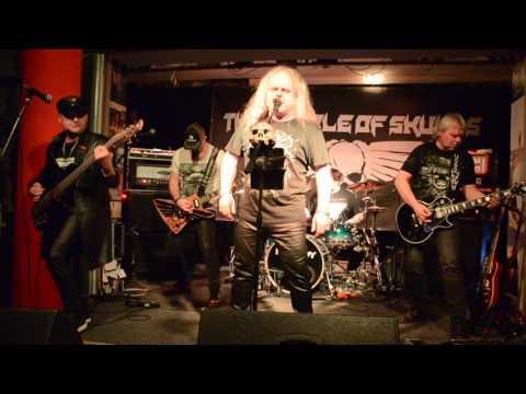 The Rumble of Skulls - The Rumble of Skulls - live (Le Garage Noir, DC)