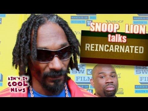 Snoop Lion Talks Reincarnated