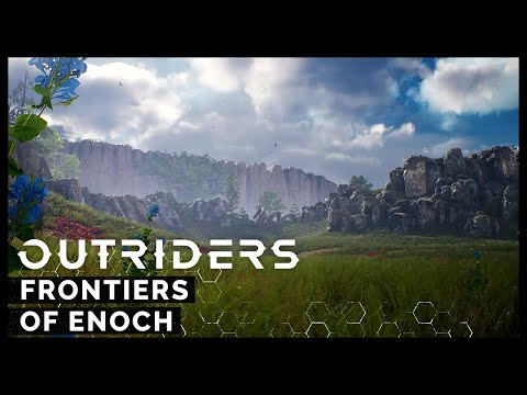 Outriders : Frontières d'Enoch