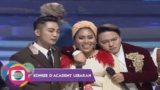 Video Semua Meneteskan Air Mata!! Surprise Kedatangan Evi DA di Konser DA Lebaran MP3, 3GP, MP4, WEBM, AVI, FLV September 2019