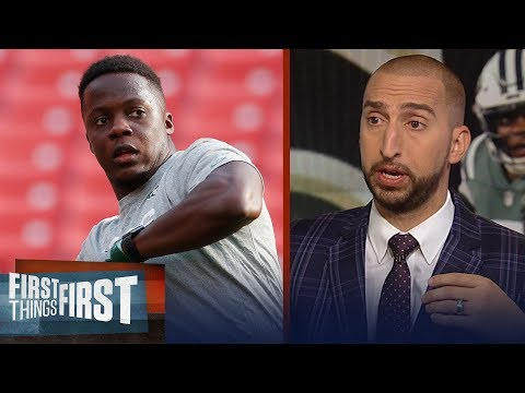 Cris and Nick react to the Jets trading Teddy Bridgewater | NFL | FIRST THINGS FIRST