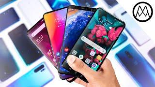 Top 15 BEST Smartphones of 2019 (Under $500)