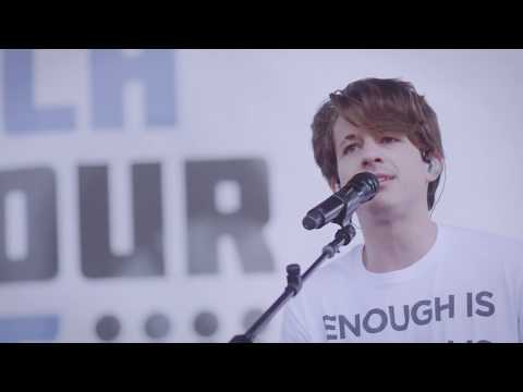 Charlie Puth - Change (feat. James Taylor) [Official Live Performance]