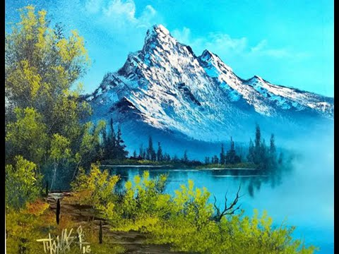 Painting With Magic Season 4 ep 2. ( Mountain Path )