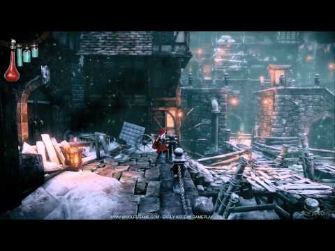 Quick Look: Woolfe - The Red Hood Diaries – Gameplay Video ...