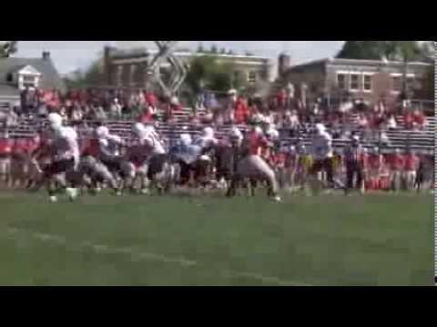 Franklin & Marshall Football Highlights 2013