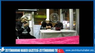 Cengiz Zafer Kayın Babası Sami Ceylan İçin Zaferspor'da Mevlit Okuttu