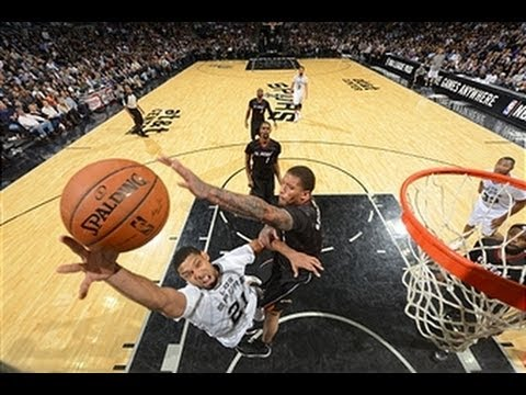 tim - Tim Duncan shot 9-for-13 from the field for 23 points and added 11 rebounds in the Spurs' 111-87 win over the Heat. Visit nba.com/video for more highlights. ...
