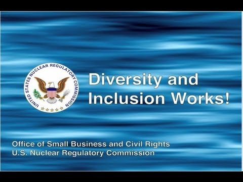 NRC - The NRC begins the third year of implementing Executive Order 13583-- Establishing a Coordinated Government-Wide Initiative to Promote Diversity and Inclusio...