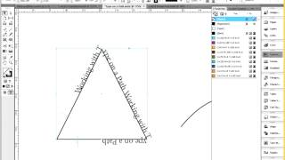 Donna Caldwell CS 72 11A Adobe InDesign 1 Type on a Path 04 02 2013