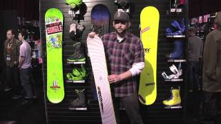 2013 Ride Machete Snowboard