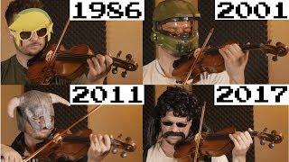Video Evolution of Game Music | 1972-2017 MP3, 3GP, MP4, WEBM, AVI, FLV Agustus 2018