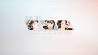 [Karaoke + Thaisub] f(x) (Amber+Luna+Krystal) : Beautiful Stranger