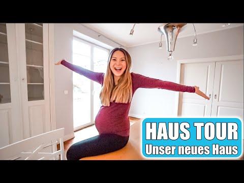 HAUS TOUR 😍 Wir zeigen euch unser neues Haus! Traumhaus Landhaus Villa für XXL Familie | Mamiseelen