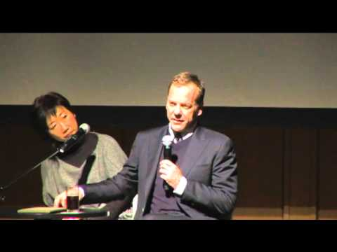 Kiefer Sutherland at 24 Season 8 DVD Event in Tokyo