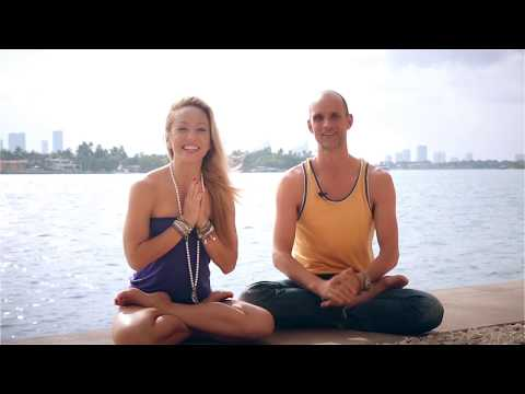Ashtanga Intensive at Miami Life Center video