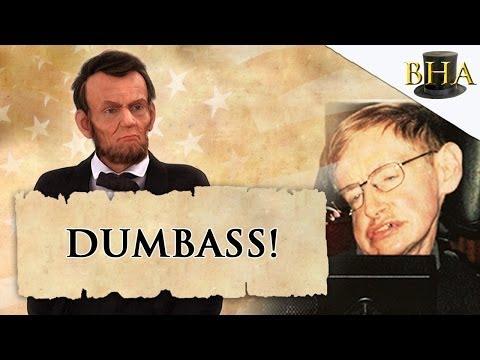 Stephen Hawking Sucks!
