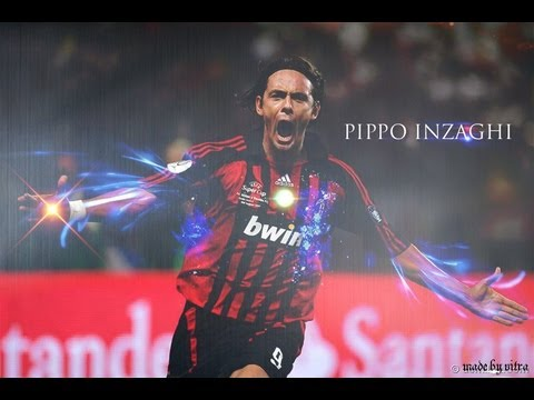 Pippo Inzaghi - Segna Per Noi | Best Moment in ACMilan