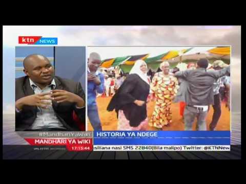 Mandhari ya Wiki: Historia ya ndege, JKIA ndio kubwa Afrika Mashariki, Septemba 25 2016 Part 1