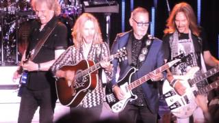Styx performs Fooling Yourself (Angry Young Man) and Too Much Time On My Hands live in concert at The Greek Theater, Los Angeles, CA June 24, 2017 on ...