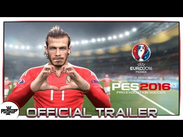 Видео к игре UEFA EURO 2016 FRANCE