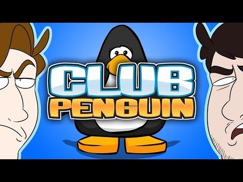 2 GROWN ASS MEN PLAY CLUB PENGUIN
