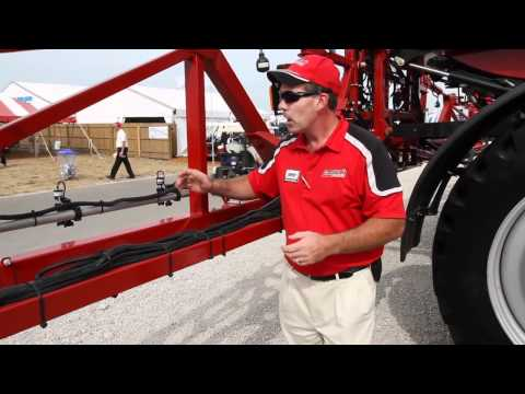0 Take a Virtual Stroll Around the All New Patriot 4430 Sprayer