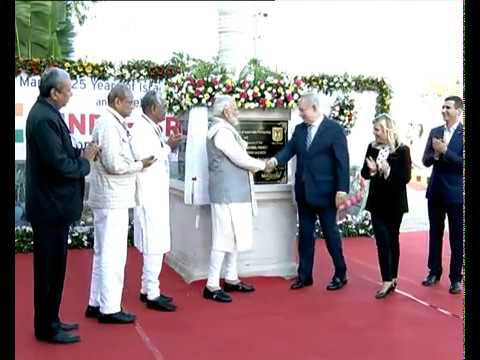 PM Modi, Israeli PM Netanyahu visits Centre of Excellence for Vegetables at Vadrad