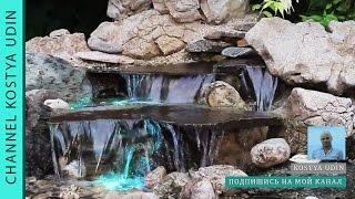 Как сделать пруд / пруд / священный родник (How to make a pond / pond / holy spring )