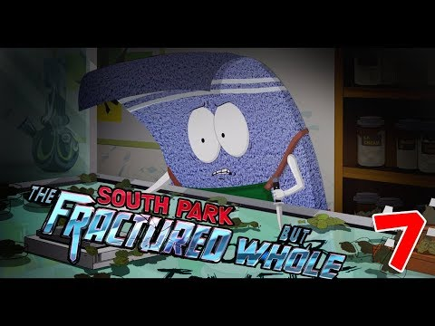 НАПЕРДАКУРИЛИ! |  South Park: The Fractured But Whole | 7 серия