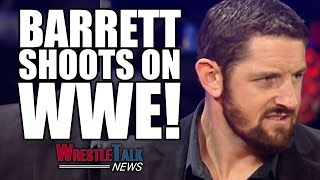 Wade Barrett reveals why he left WWE and teases his wrestling return, TNA going live in January 2017 and more in this WrestleTalk News... Subscribe to Wrestl...