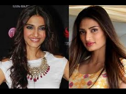"""Athiya Shetty: """"Nobody can be compared with Sonam Kapoor"""""""