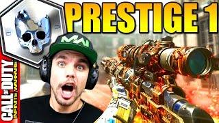 "Passage au prestige 1 en live sur ""Call of Duty: Infinite Warfare"" en gameplay !! ▻ MON MEILLEUR CLIP EN LIVE !! Battlefield 1..."