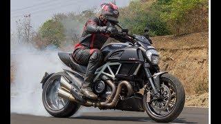 8. Ducati Diavel Carbon