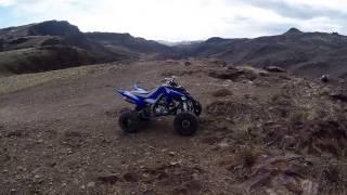 10. 2008 Raptor 700 Trail Ride