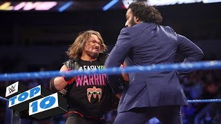 Nonton Top 10 Smackdown Live Moments  Wwe Top 10  October 17  2017 Film Subtitle Indonesia Streaming Movie Download