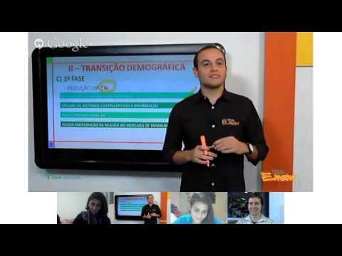 Videoaula Enem: Populações e Migração