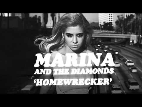 MARINA AND THE DIAMONDS - Homewrecker [Official Audio]