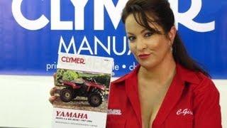 10. Clymer Manuals Yamaha Moto-4 Big Bear Manual YFM350 YFM350FW YFM400 YFM400FM Yamaha ATV Manual Video