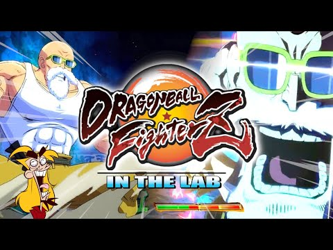 Discovering Master Roshi : THE HARDEST CHARACTER YET! - DragonBall FighterZ