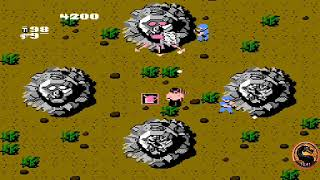 Ikari Warriors [Any Tactics/ Continue Allowed] (NES/Famicom Emulated) by omargeddon