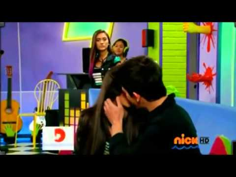 Every Witch Way   Season 2  Episode 11   Double Trouble   Emma Kiss Scene